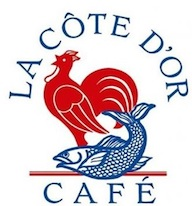 La Cote D'Or Cafe logo